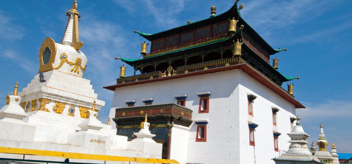Kurzvariante: Auf der Transsib von Moskau nach Ulaan Baatar (2019/2020)