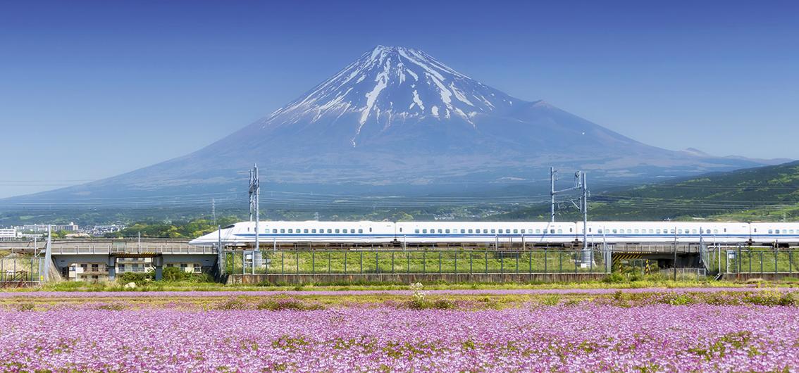 In Express-Zügen durch das Land der aufgehenden Sonne (2020)