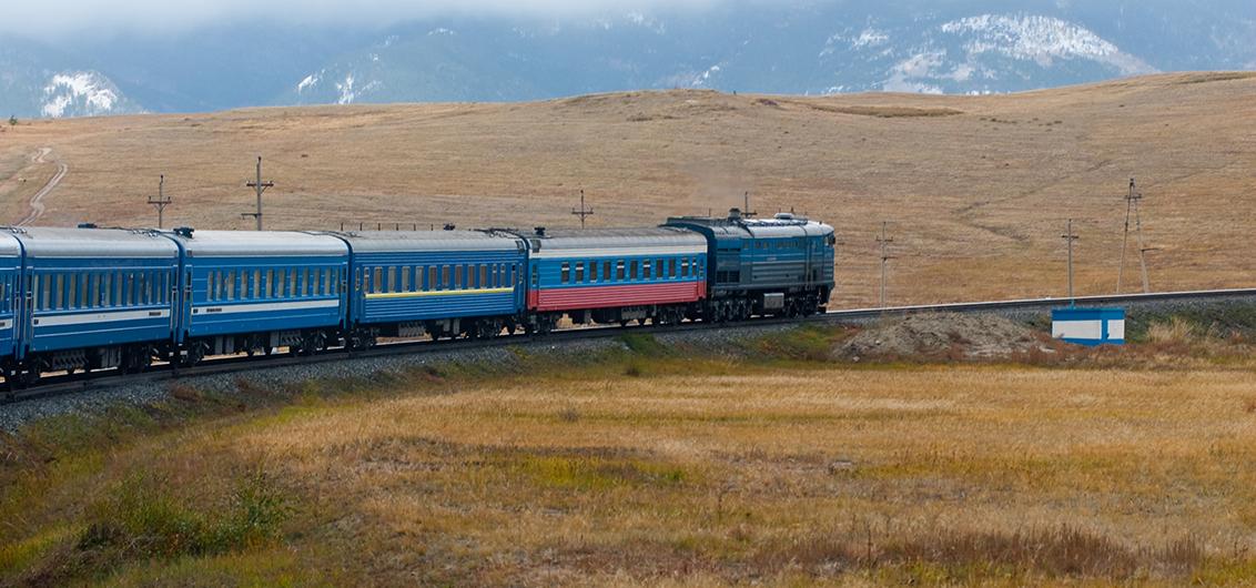 Zarengold-Sonderzugreise: Von Ulaan Baatar nach Moskau (2020)