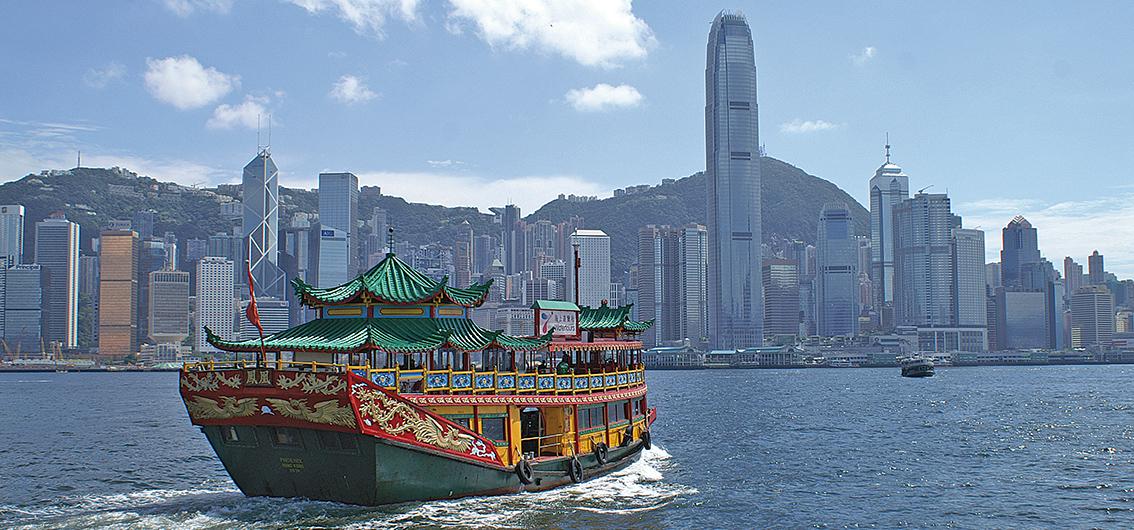 Hongkong, Yangtse-Kreuzfahrt und von Peking bis Moskau (2020)