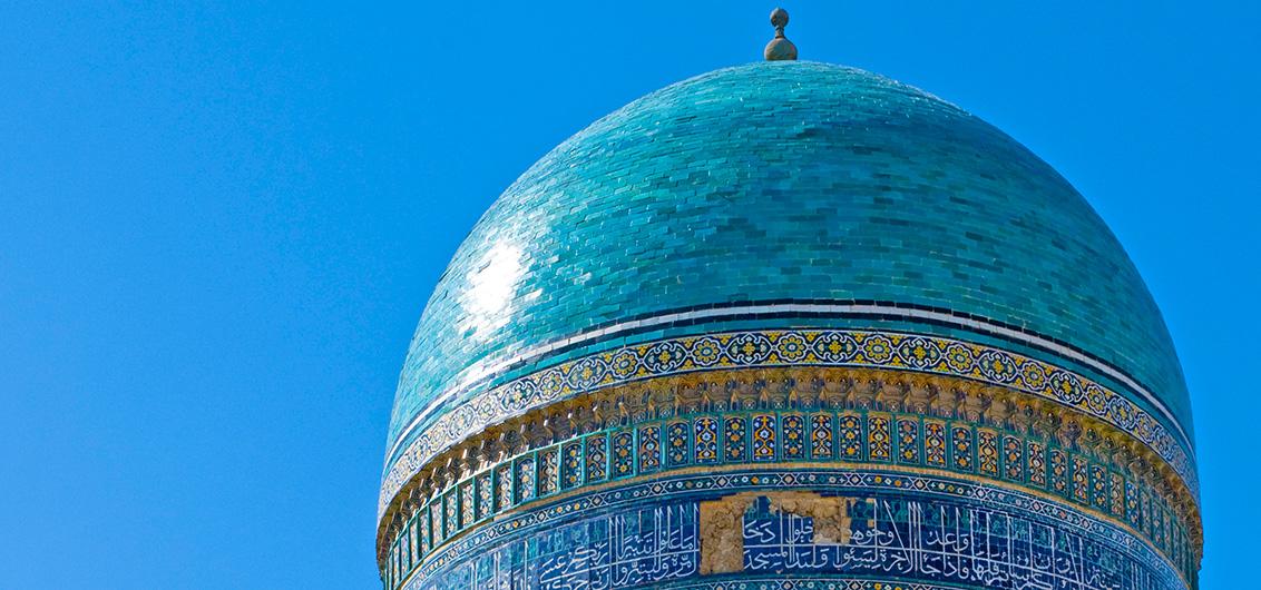 14-tägige Sonderzugreise von Kasachstan durch Usbekistan nach Turkmenistan