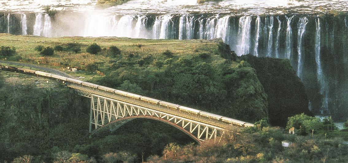 19-tägige Sonderzugreise von Tansania bis Südafrika