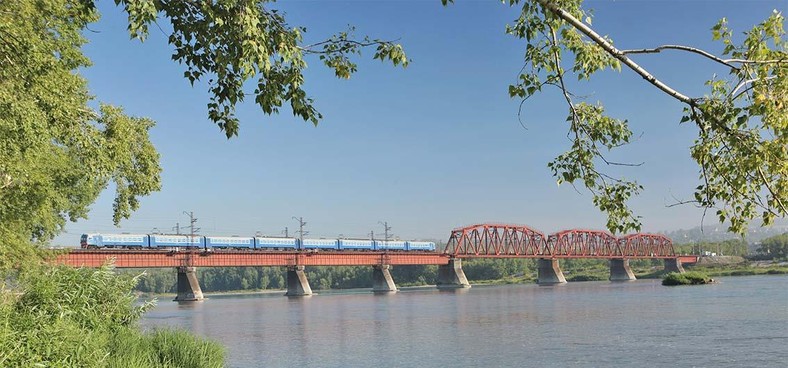 Auf der Transsib von Moskau nach Wladiwostok (2019/2020)