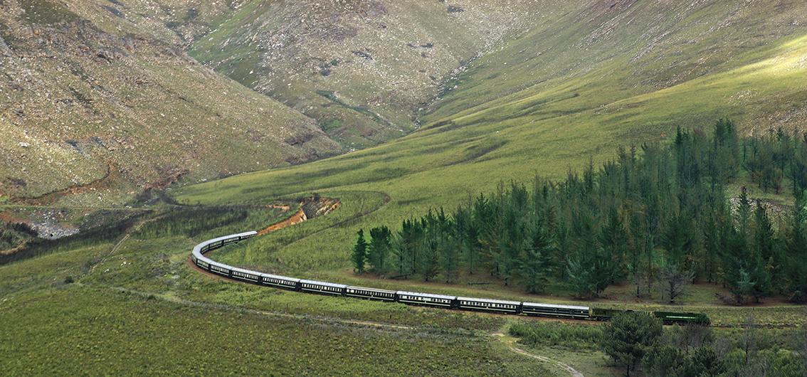 19-tägige Sonderzugreise von Südafrika bis Tansania