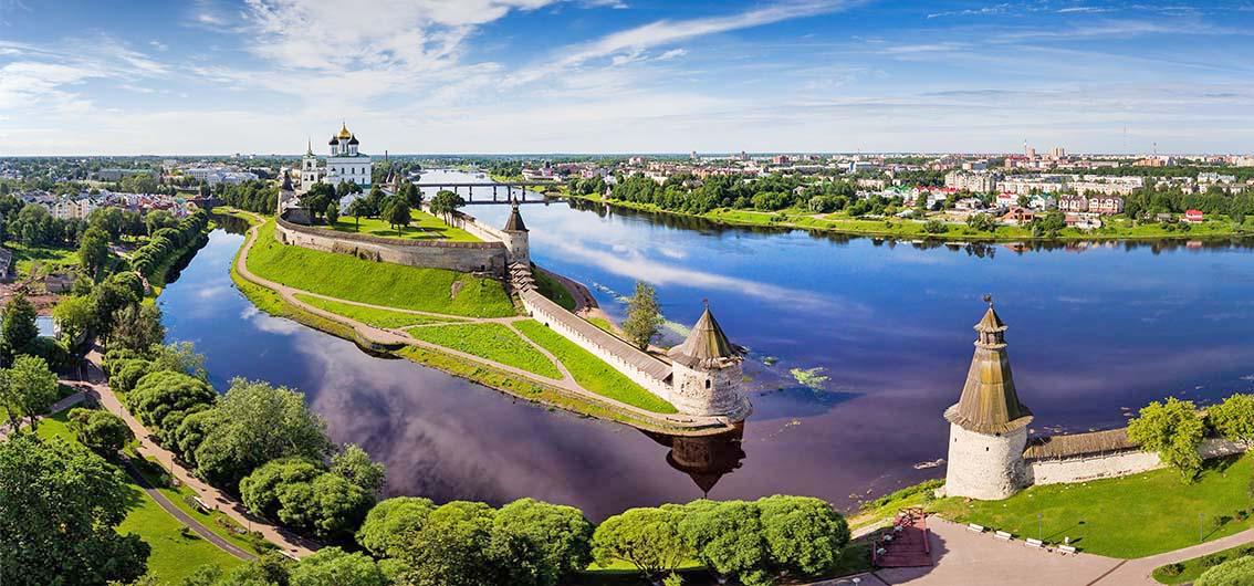 Im Sonderzug bis nach Murmansk zur Zeit der Weißen Nächte (2020)