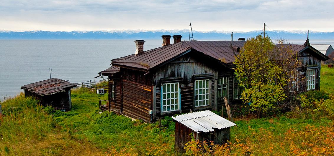 10-tägige Sonderzugreise von Moskau bis zum Baikalsee