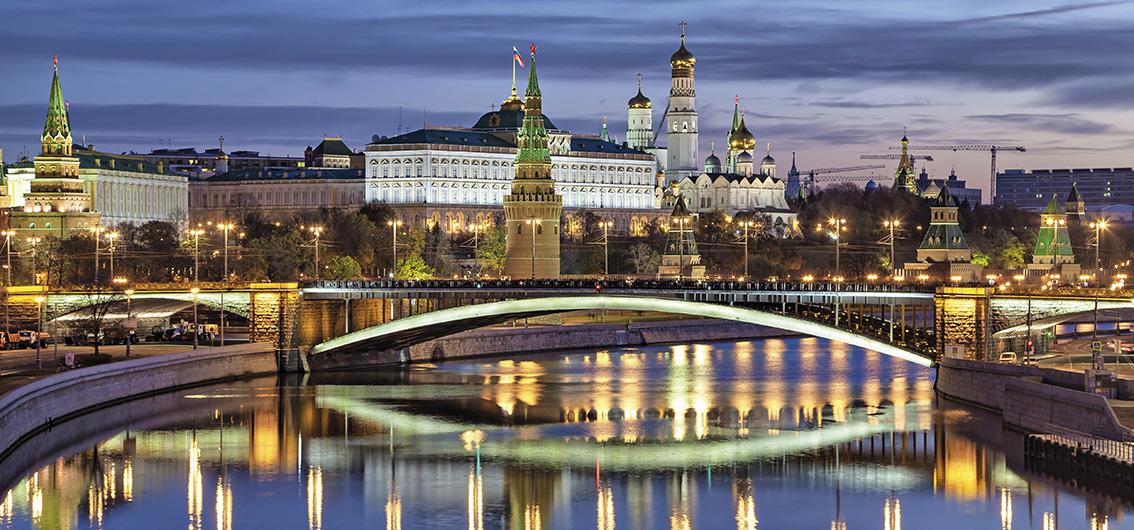 17-tägige Zug-Erlebnisreise in Russland von Moskau bis Wladiwostok