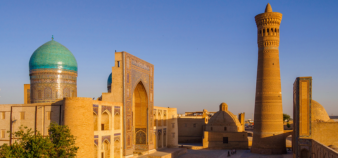 Mit dem Orient Silk Road Express durch Usbekistan (2020)