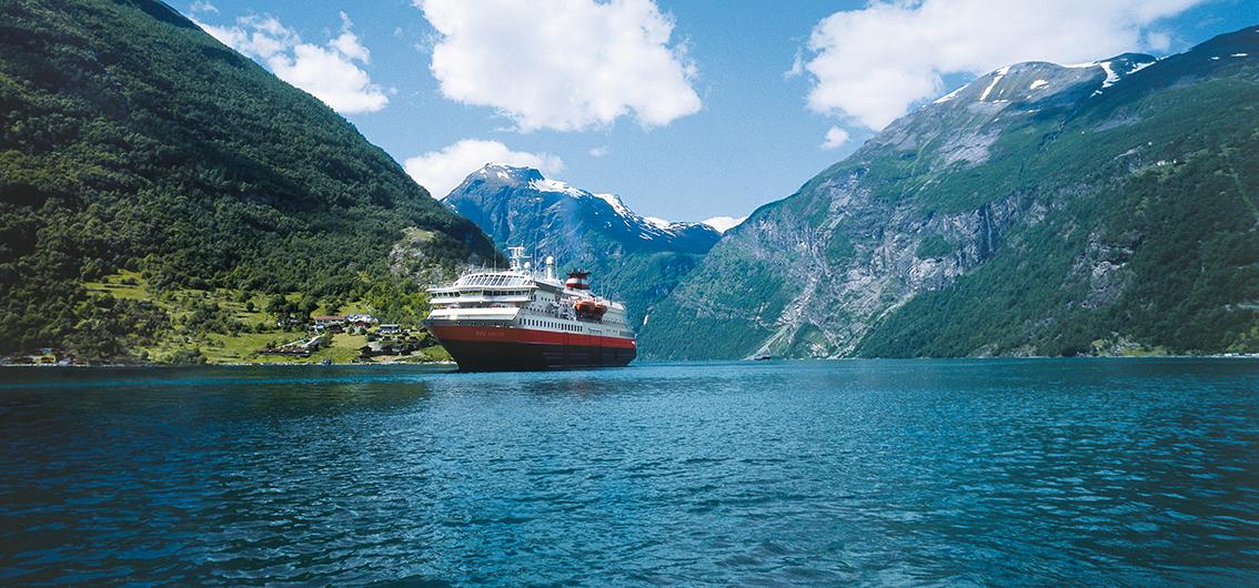 14-tägige Zug- und Schiffs-Erlebnisreise in Schweden und Norwegen