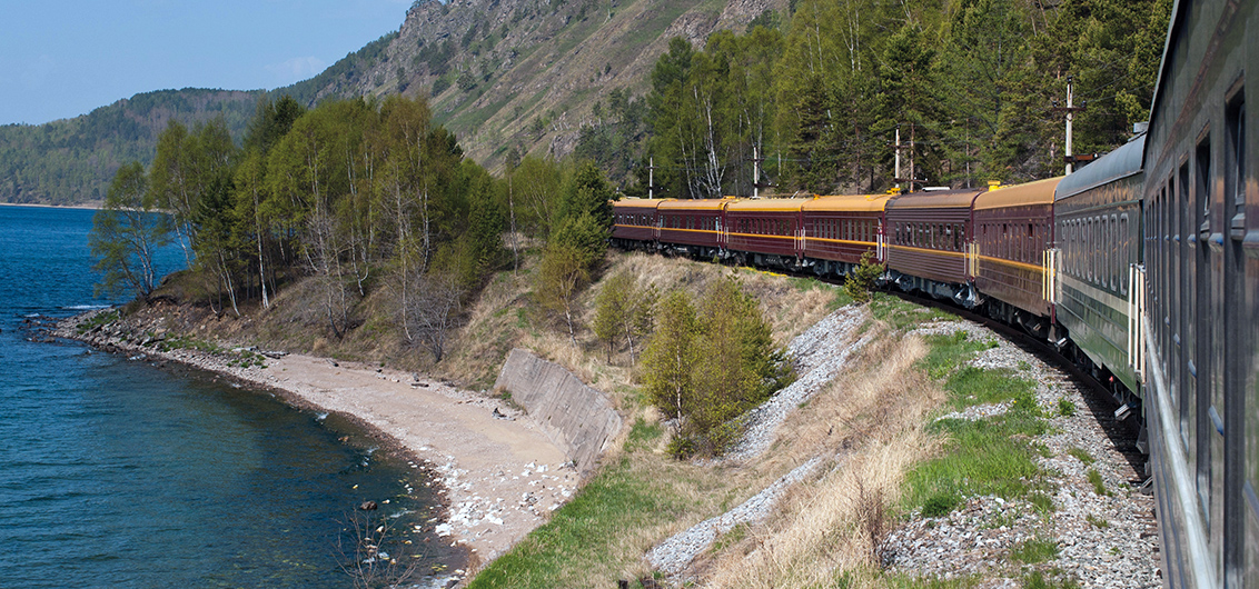 16-tägige Sonderzugreise von Peking durch die Mongolei zum Baikalsee und weiter nach Moskau